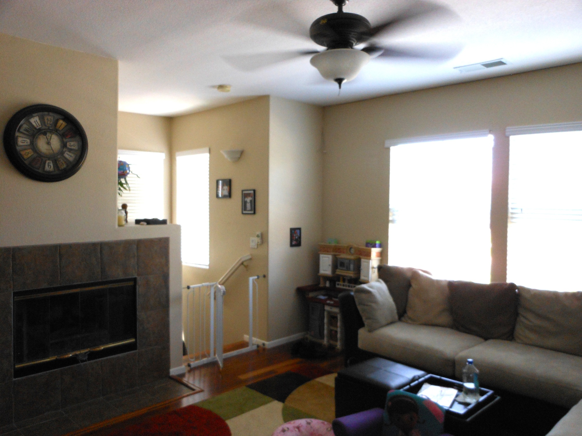 RENTED $1650 Two story spacious townhome with one car garage in